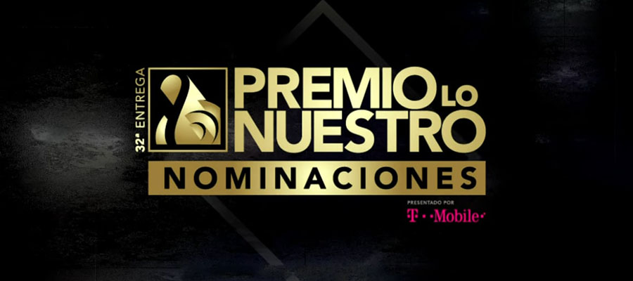 Todos los nominados a Premios Lo Nuestro