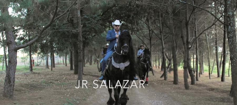 JR. Salazar Estrena Dueto Con Traviezos de la Zierra