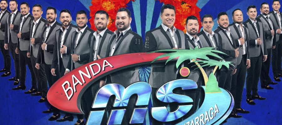 Banda MS lleva su música a Colombia