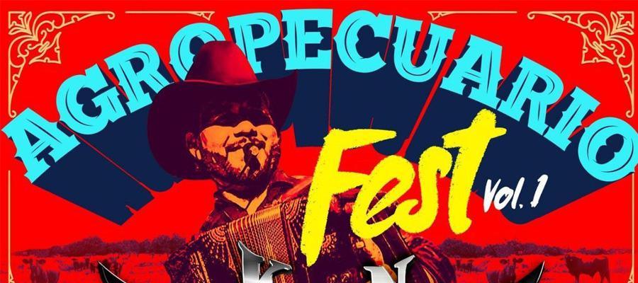 Los Amos Del Norte Sax, lanzan Agropecuario Fest Vol. 1.