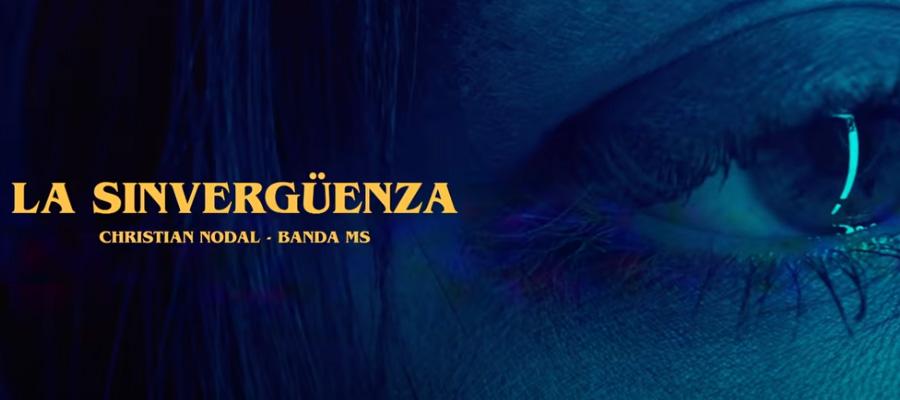 """""""La Sivergüenza"""" el nuevo éxito de Banda Ms y Christian Nodal"""