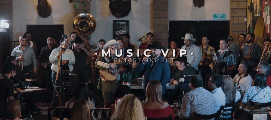El Mimoso estrena Palomazo junto a los ídolos de la música norteña.